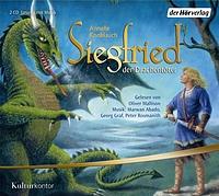Siegfried, der Drachentöter im Nibelungenlied