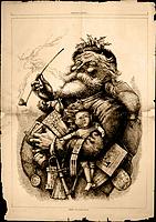 Weihnachtsmann - Santa Claus
